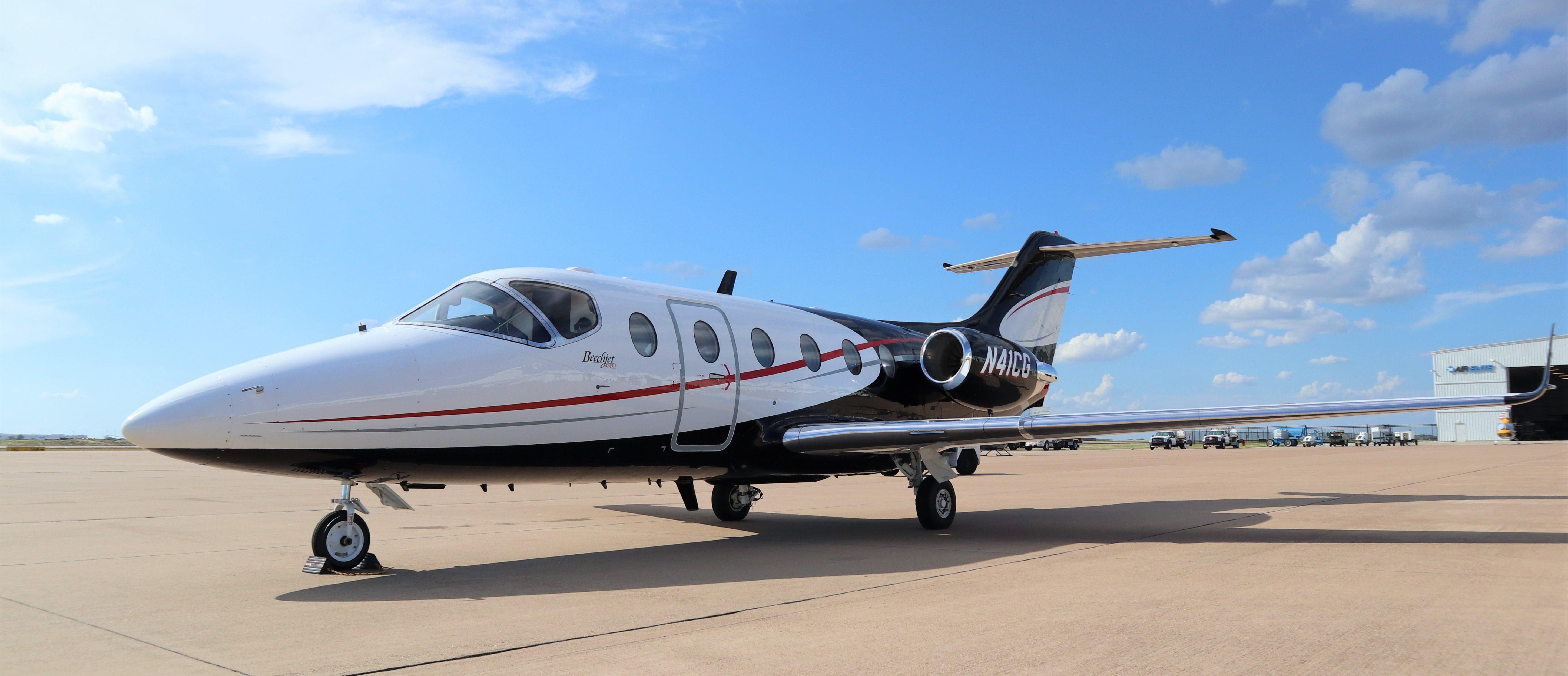 Oklahoma City Jet Ownership