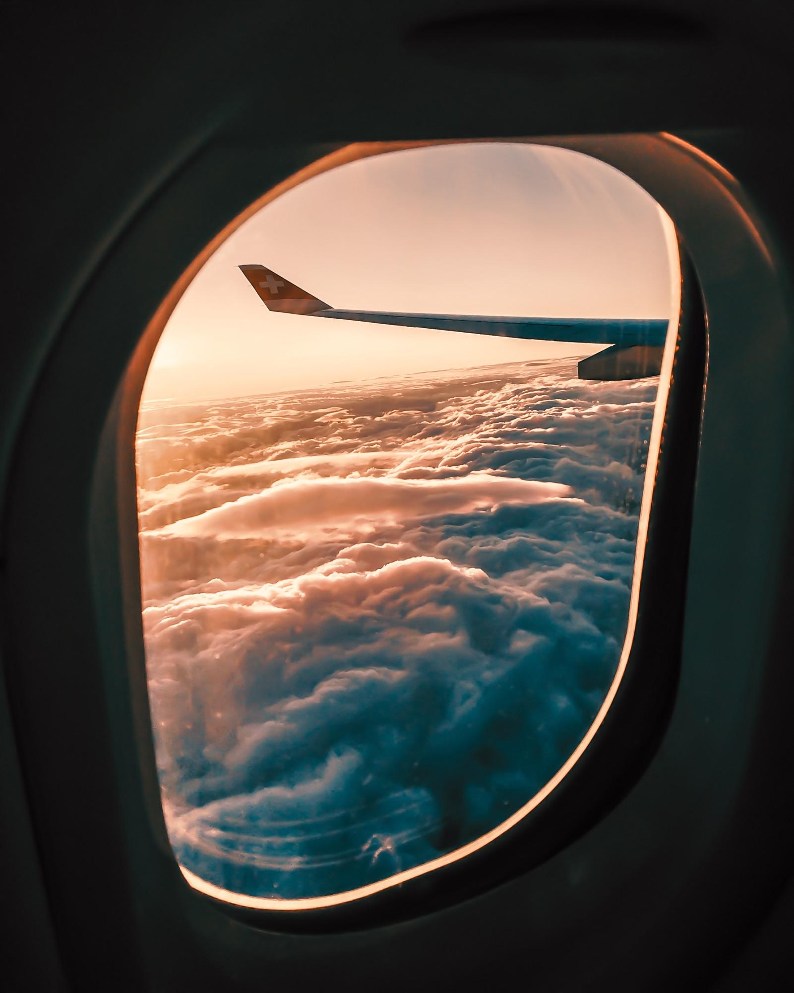 charter passenger aircraft